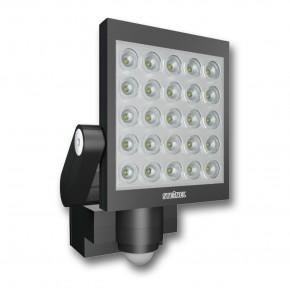 Reflector LED cu senzor de miscare - XLED 25 Negru - Aplice cu senzor de miscare - STEINEL