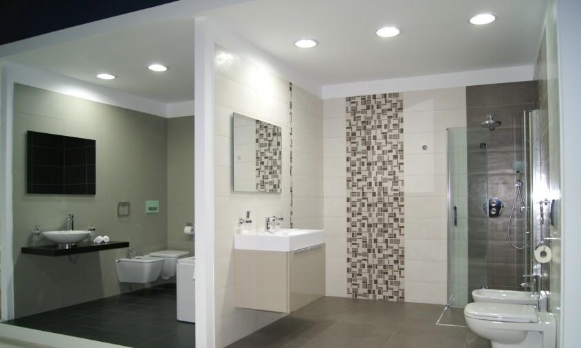 Bai de hotel - In Showroom Laguna - Zone amenajate in functie de utilizare a produselor