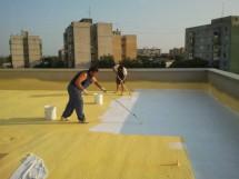 Aplicare spuma poliuretanica - Spuma poliuretanica