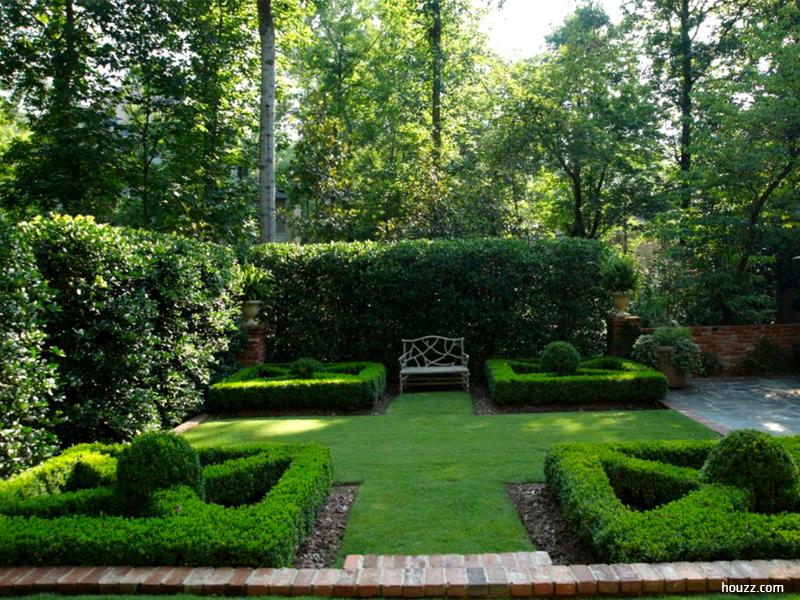 Grădina franțuzească - Grădina franțuzească