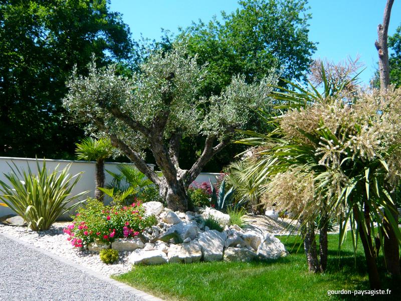 Grădina mediteraneană - Grădina mediteraneană
