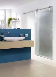 Amenajare baie cu sticla decorativa DECORGLASS - Sticla pentru amenajarea bailor