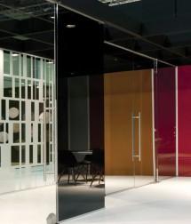 Partitie interioara cu sticla PLANILAQUE STADIP® - Sticla pentru partitii de interior