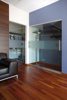 Pereti din sticla, compartimentari cu sticla VISION LITE - Sticla pentru compartimentari