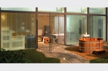Pereti din sticla, compartimentari cu sticla UGLAS - Sticla pentru compartimentari