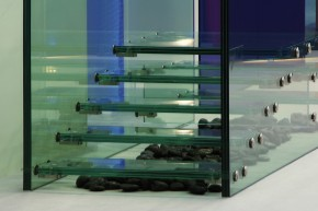 Trepte din sticla - Sticla pentru scari