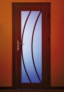 Usa de sticla pentru interior - Sticla pentru usi de interior