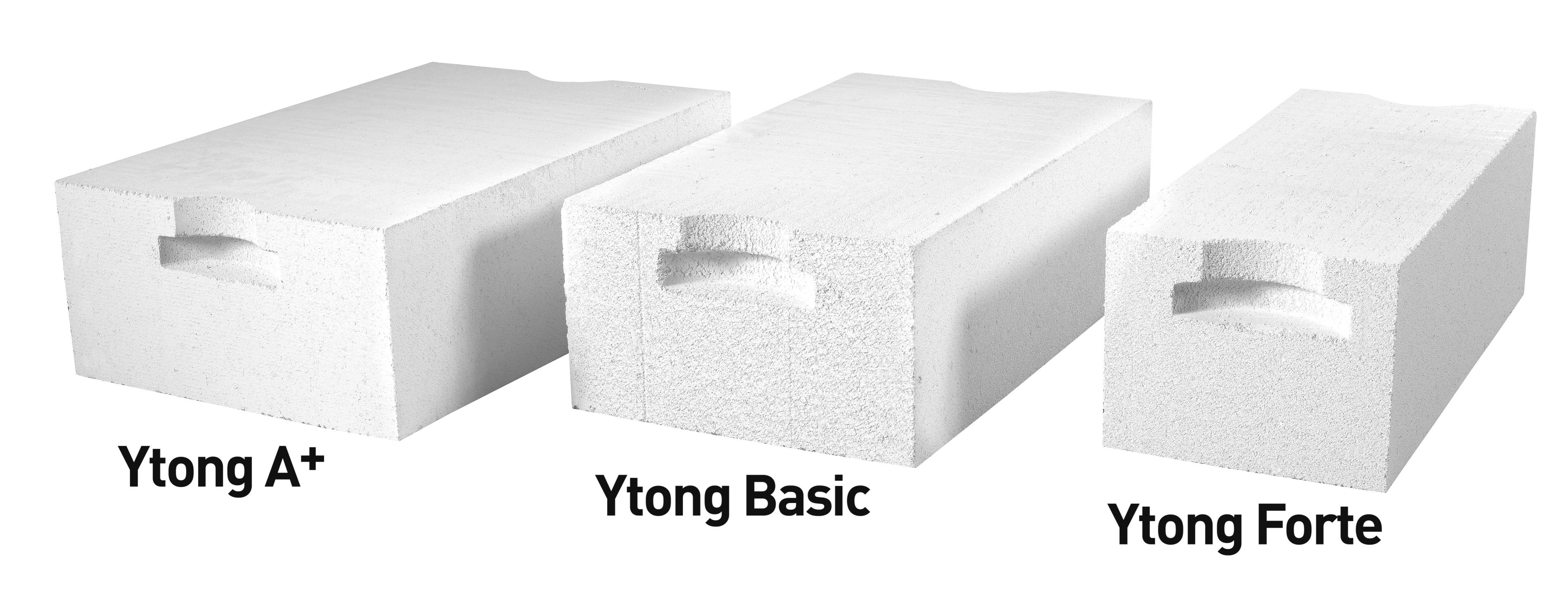 Blocuri BCA Ytong - Sisteme de zidarie Ytong