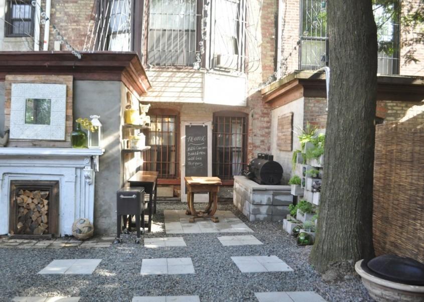 Apartamentul gradina din Brooklyn - Apartamentul gradina din Brooklyn