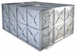Rezervoare metalice modulare - Rezervoare metalice - ECO Avangard