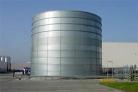 Rezervoare galvanizate pentru stocare apa potabila sau de incendiu - Rezervoare metalice - ECO Avangard