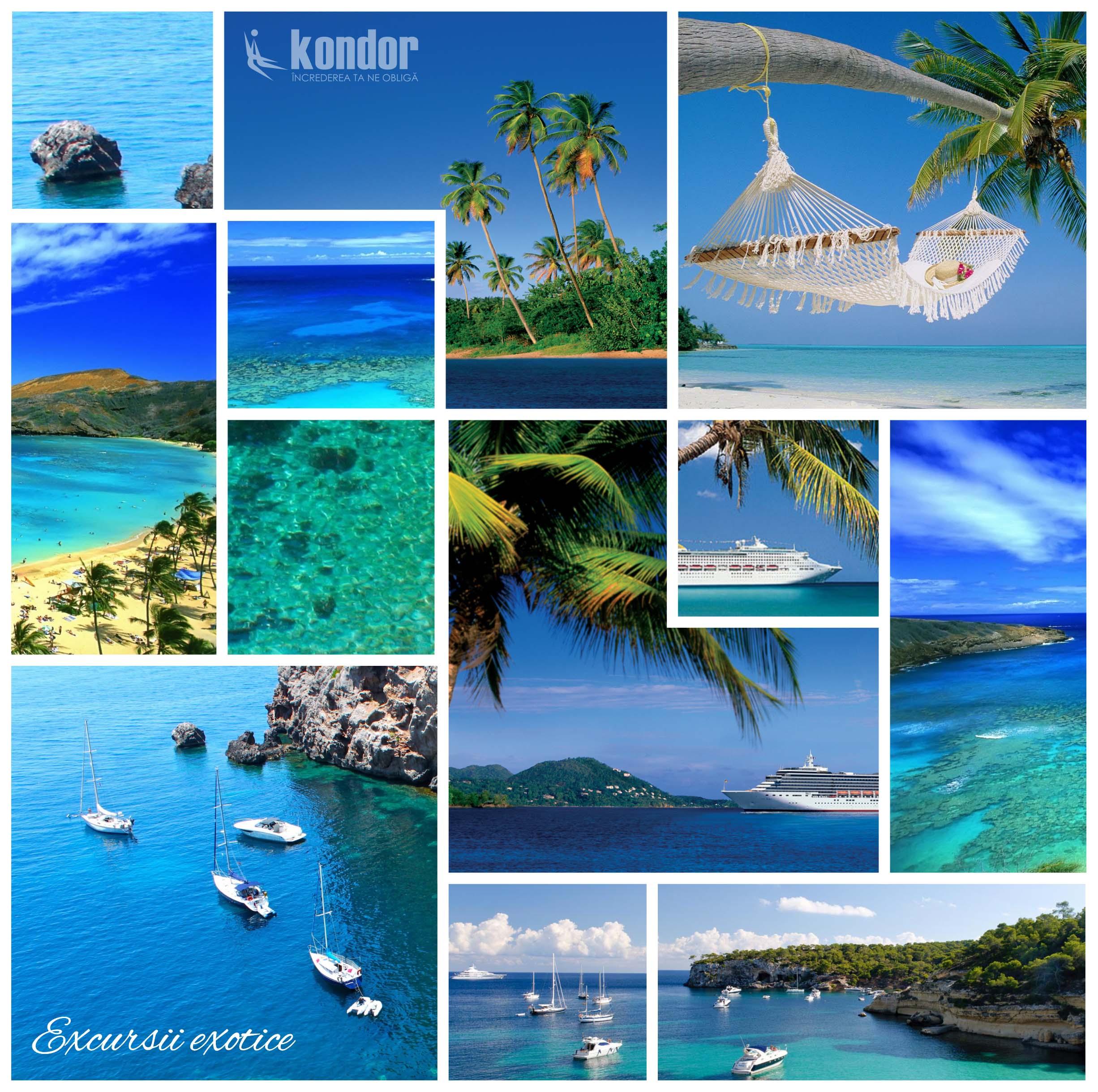 Excursii exotice - Premii Kondor