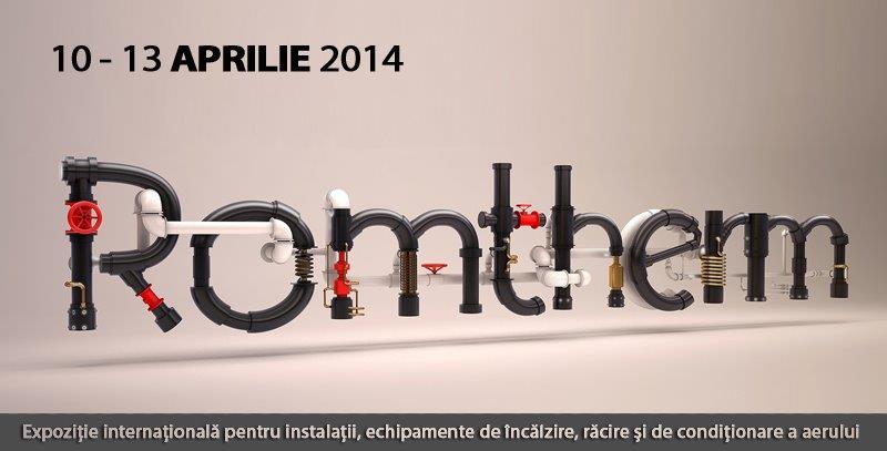 Romtherm - Romexpo 10-13 Aprilie 2014 - MAXXXCOMFORT RO la ROMTHERM Bucuresti 2014