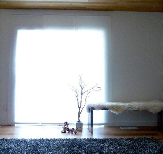 Perdea - Cum sa amplificam la maxim lumina naturala ce ne patrunde in case