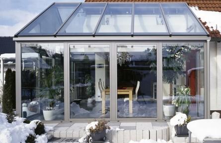 Terase, balcoane, verande din sticla - Sticla pentru terase, balcoane, verande