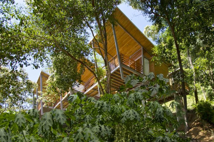 Casa Flotanta din Costa Rica - Casa Flotanta din Costa Rica