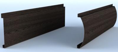 Profil lamelar pentru fatade ventilate, cu sau fara nut de montaj - Linnea™ Simple - Placari pentru fatade ventilate din otel sau tabla din aluminiu - ALCOA