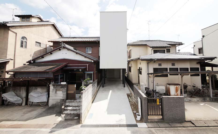 Se poate locui intr-o casa de doar trei metri latime? - Casa Imai