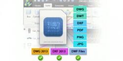 Compatibilitate perfecta cu alte software-uri CAD - Software de proiectare - ZWCAD+