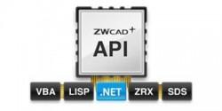 Interfata API - Software de proiectare - ZWCAD+