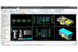 Planuri asociative, sectiuni, elevatii si modele 3D - ZWCAD Architecture