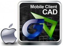 Software proiectare GstarCAD MC iOS - Software proiectare GstarCAD MC