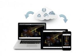 Lucrati atat pe statii desktop cat si dispozitive mobile - ZWCAD Touch