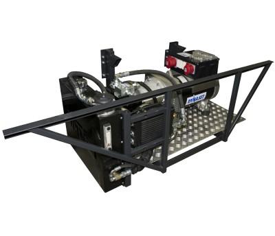 Generator hidraulic variabil HGV - Generatoare hidraulice