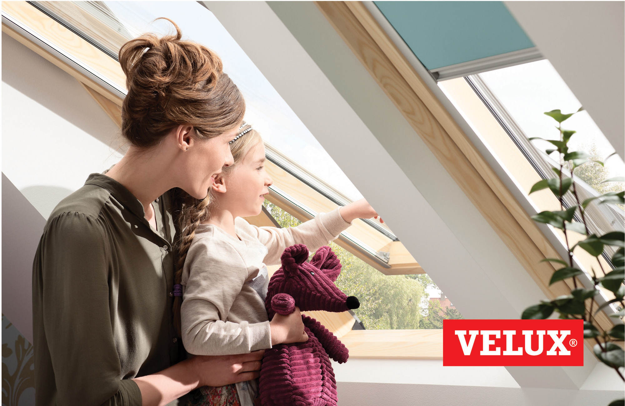 Noua generatie de ferestre de mansarda VELUX - Noua generatie de ferestre de mansarda VELUX