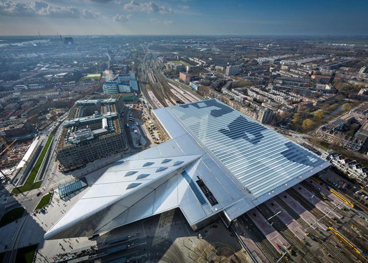 Gara Centrala din Rotterdam - Gara Centrala din Rotterdam