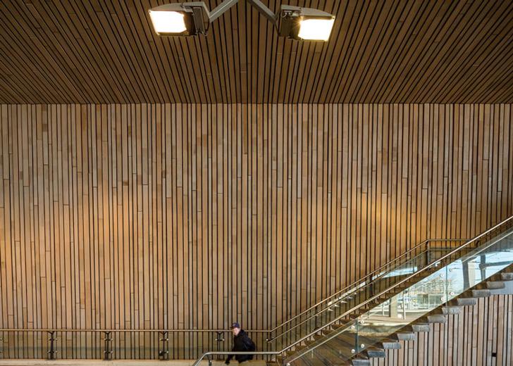 Gara Centrala din Rotterdam - Gara Centrala