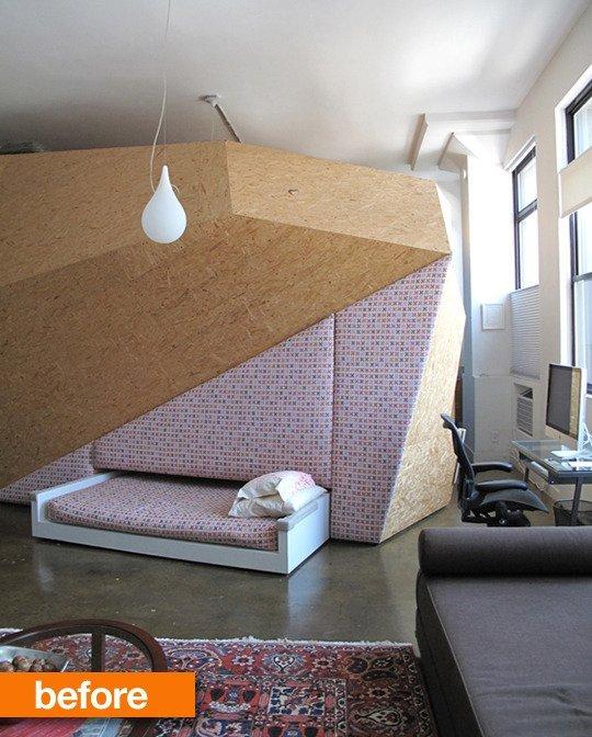 BEFORE - Un loft intr-o veche fabrica din Brooklyn - BEFORE - Un loft intr-o veche
