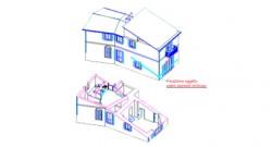 Vederi 3D si sectiuni transversale - Add-on pentru software de proiectare - ADDCAD
