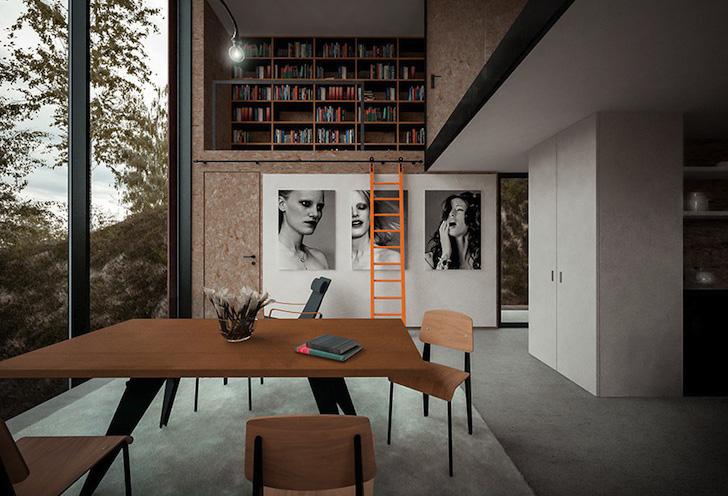 Casa pentru un fotograf rezolvata intr-un volum - Casa pentru un fotograf rezolvata intr-un volum
