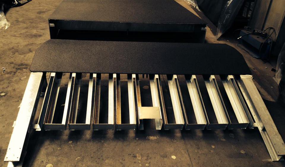 Lucrarea Protectii Speciale Rampe Metalice - Lucrarea Protectii Speciale Rampe Metalice