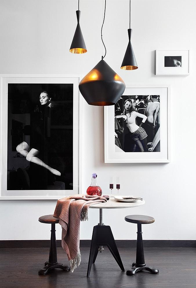 Cum sa ne folosim de arta pentru a amenaja un apartament  - Living