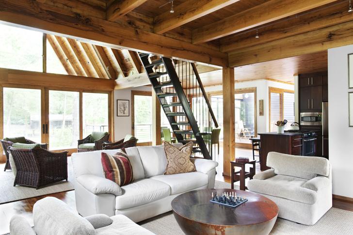 Cabana Tellico - Cabana Tellico - interior