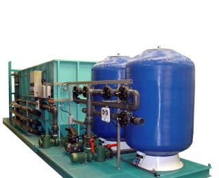 Fluxul de tratare a apei - Statii de tratare a apei de suprafata