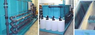 Amestecare rapida - Statii de tratare a apei de suprafata
