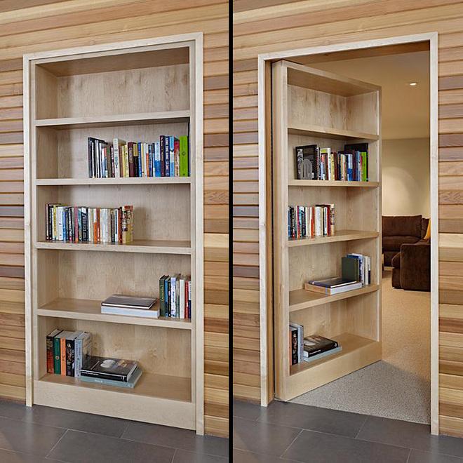 Usa secreta mascata de o mini-biblioteca - Usa secreta mascata de o mini-biblioteca