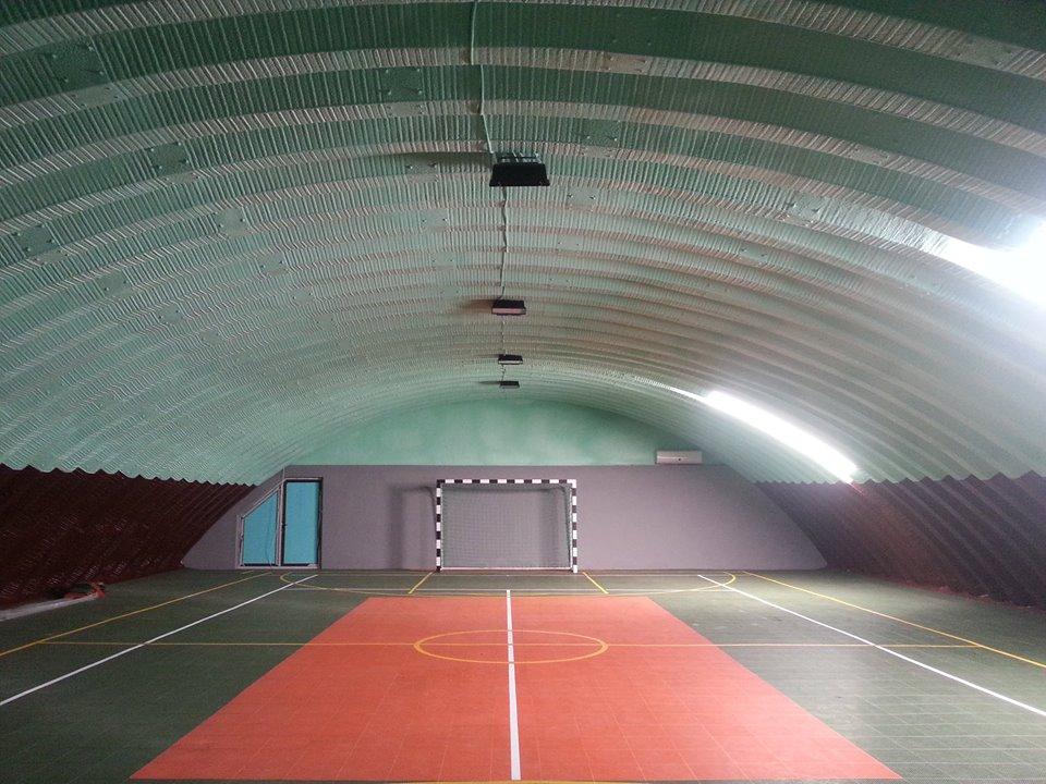 """Sala de Sport """"Oscar Peterson"""" - Sala de Sport"""