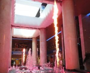 Fantana arteziana FIRE JETS - Fantani arteziene