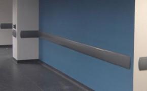 Profil de protectie din PVC pentru pereti - SPM Impact - Profile de protectie pereti