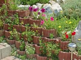 Jardiniera J1 - Jardiniere din beton J1