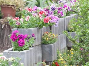 Jardiniera J2 - Jardiniere din beton J2
