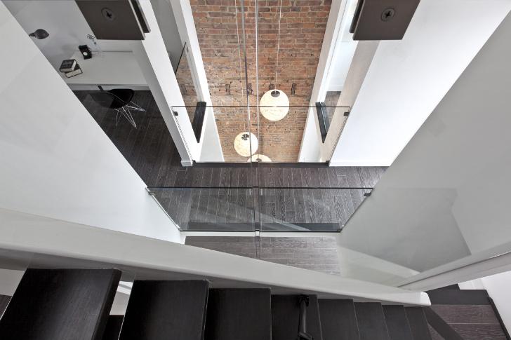 Un aer proaspat si modern intr-o veche casa in stil Victorian din Toronto - Un aer
