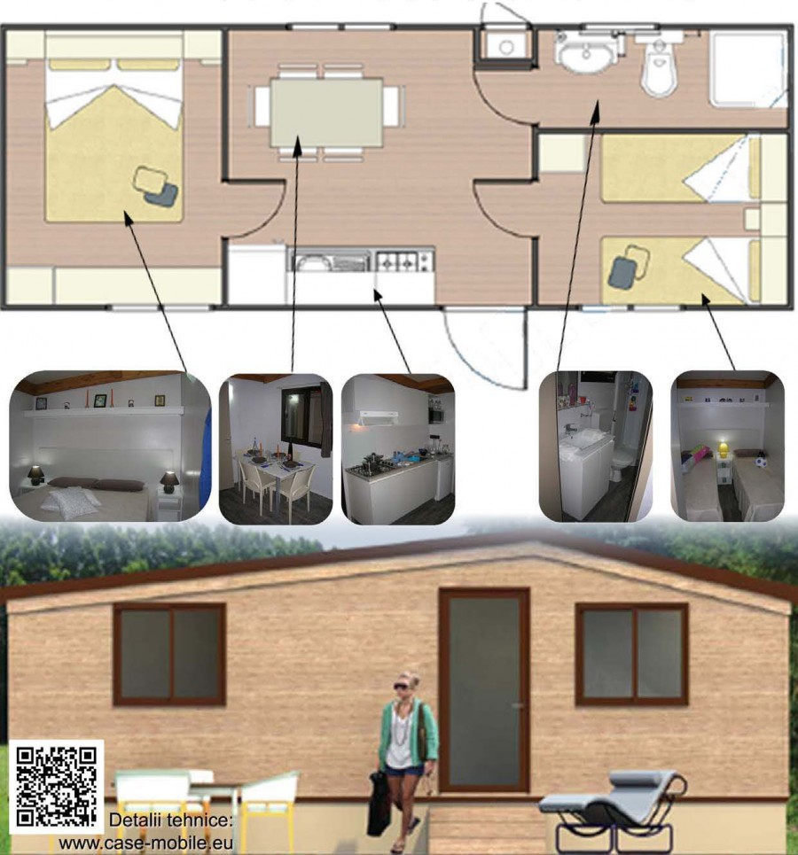 Case mobile - Casa Demetra - Casa Demetra