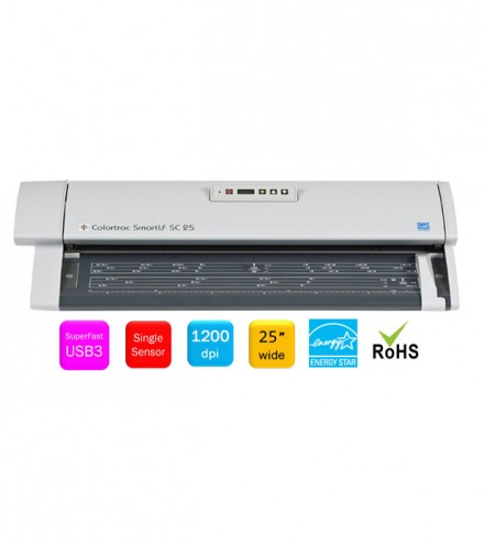 Scanner A1 Colortrac Smartlf 25		 - Scanner A1 Colortrac Smartlf 25