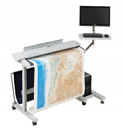 Scanner A0 Colortrac Smartlf Sc 36 - Scanner A0 Colortrac Smartlf Sc 36