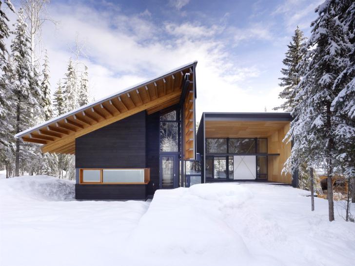 Casa Kicking Horse - Casa in mijlocul naturii